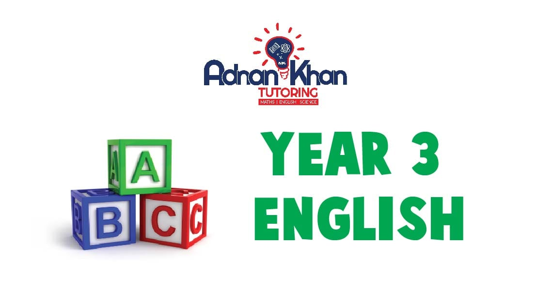 Year 03 English Assessment
