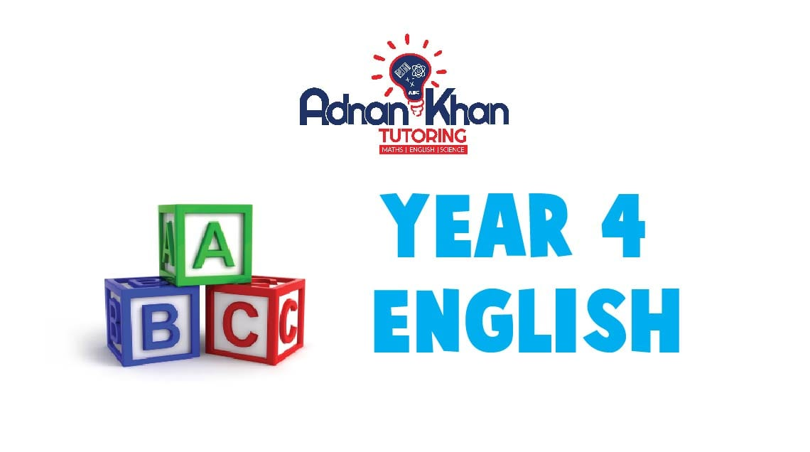 Year 04 English Assessment