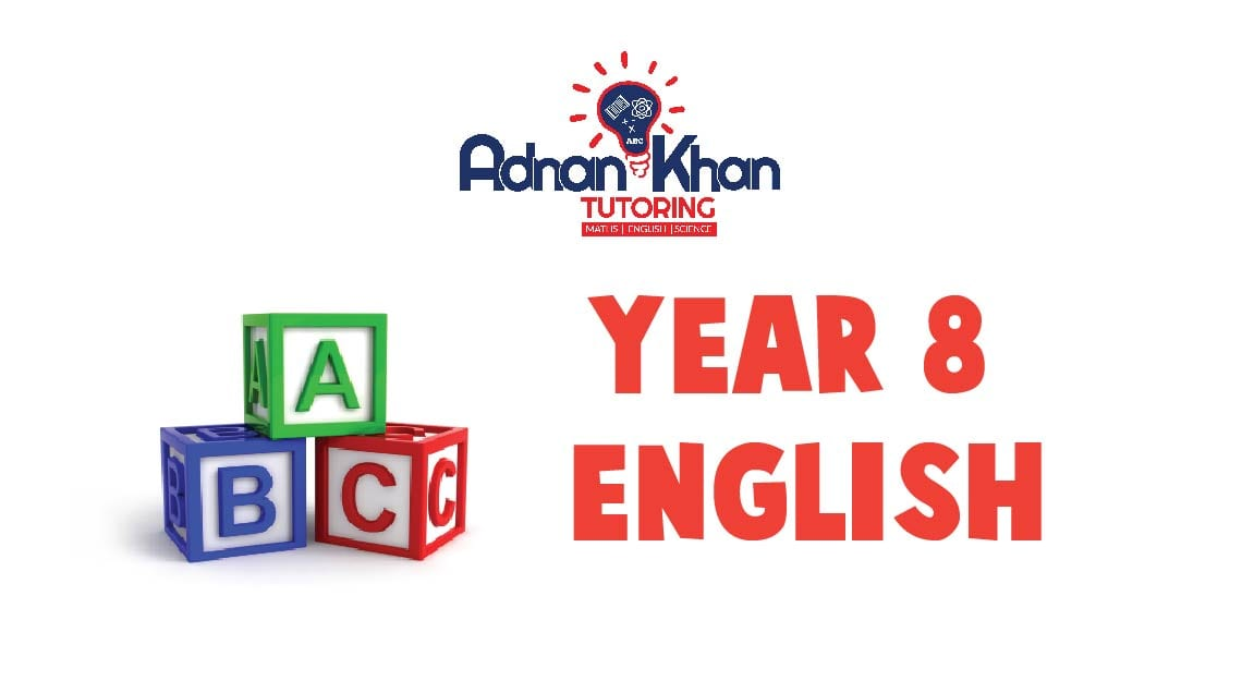Year 08 English Assessment