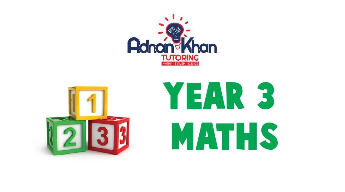 Year 03 Maths