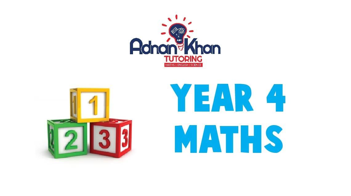 Year 04 Maths