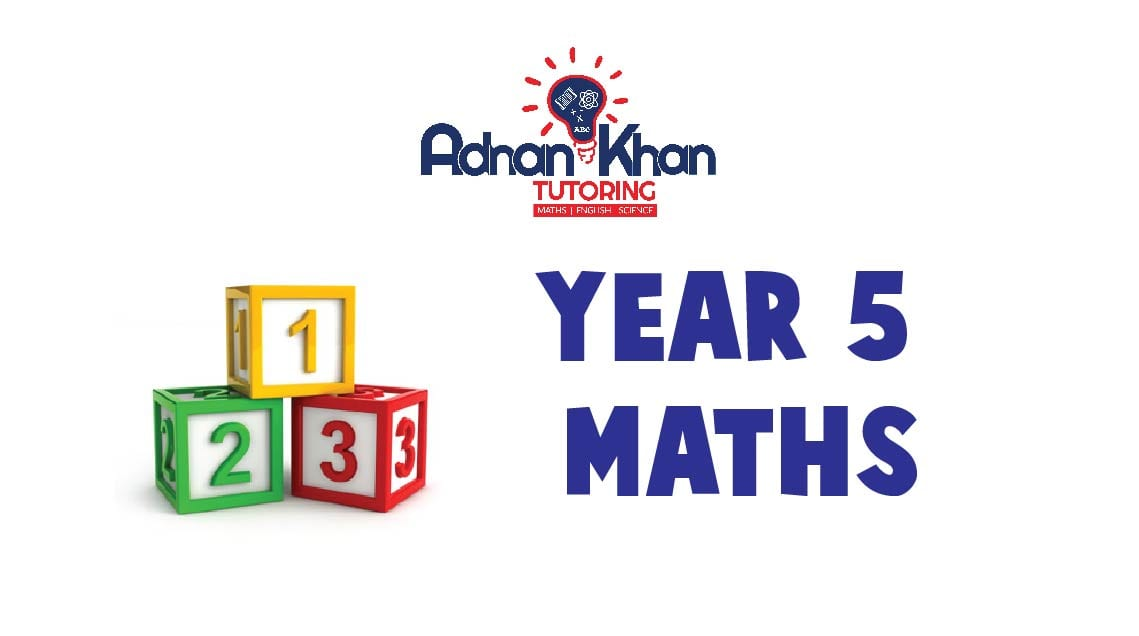 Year 05 Maths Assessment
