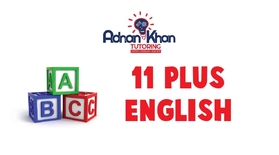 11 Plus English