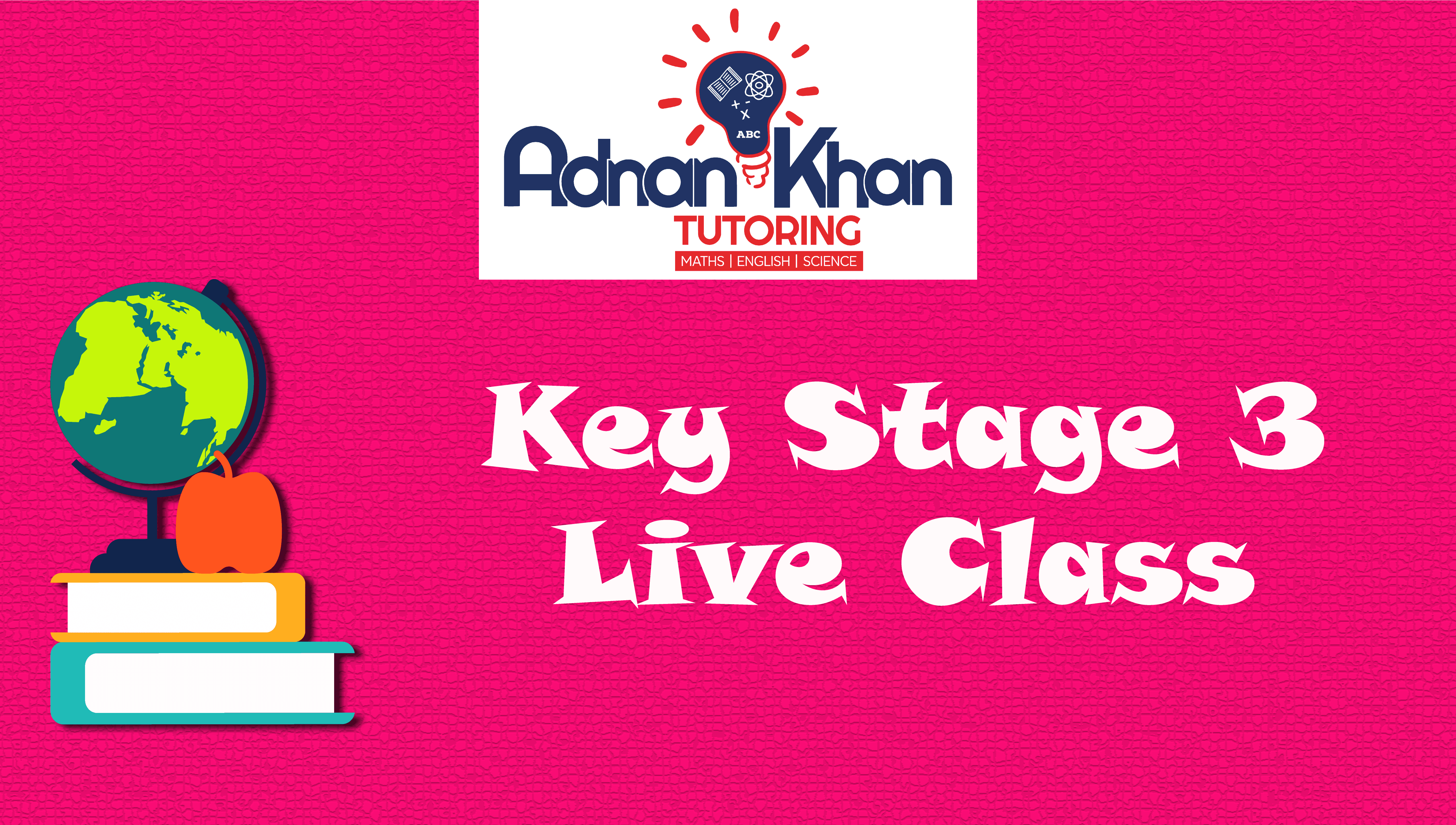 Live One to One Class Adnan Khan Tutoring