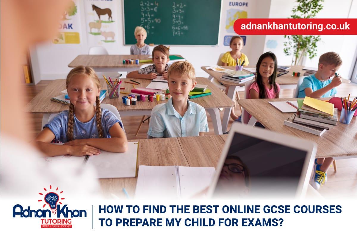 Online GCSE Courses