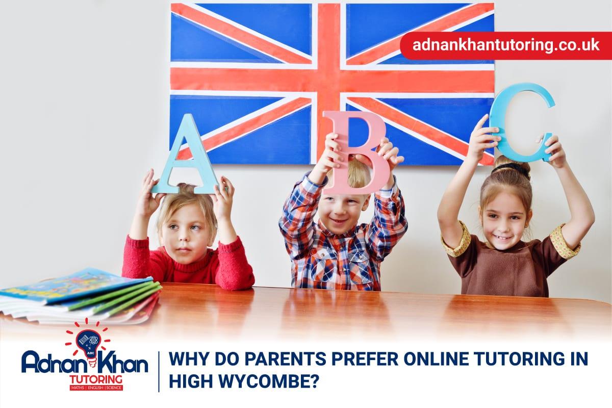 Online Tutoring High Wycombe