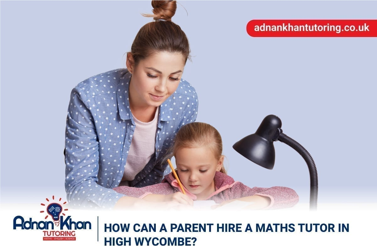 Maths tutors in High Wycombe