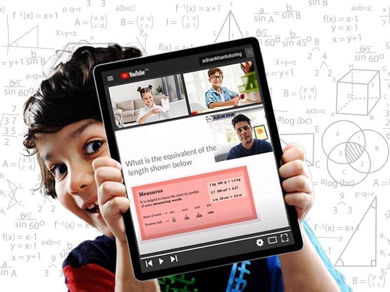 Online Maths Tutors - Online Maths Tuition