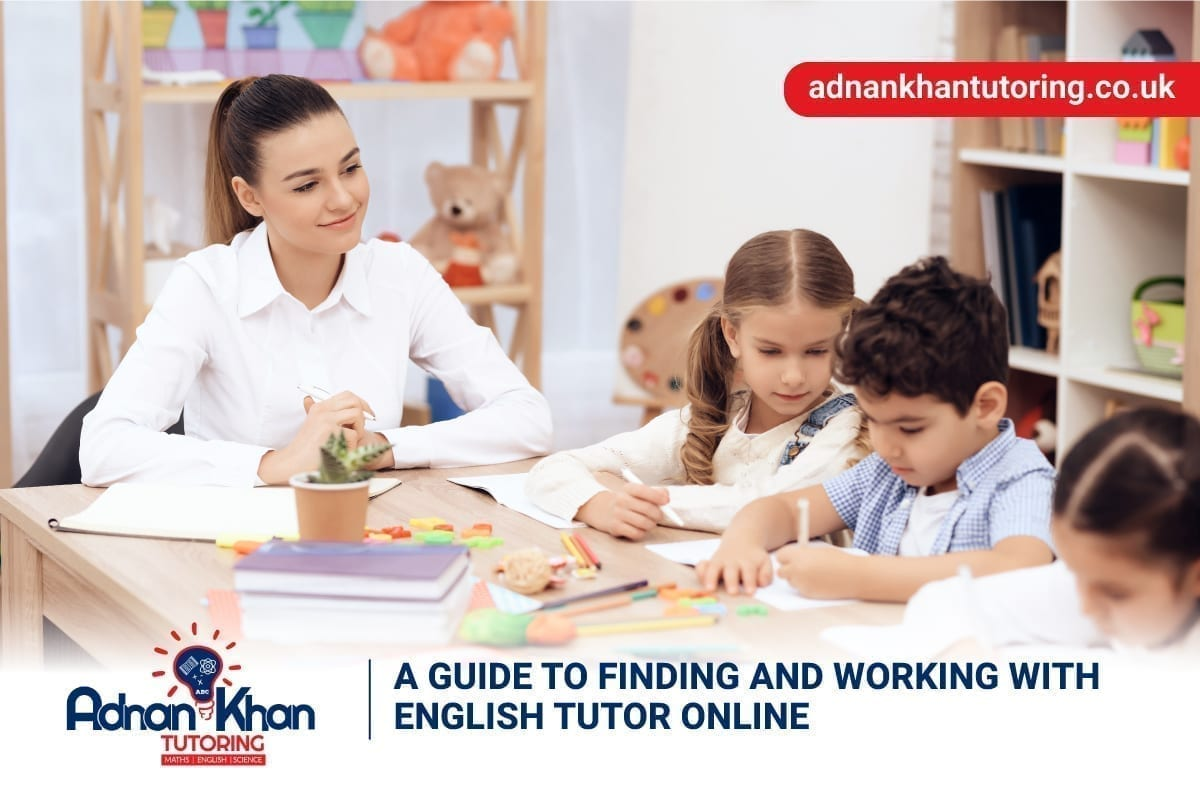 English Tutor high Wycombe