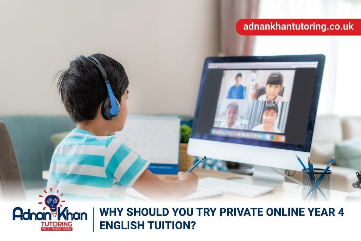 Year 4 English Tuition